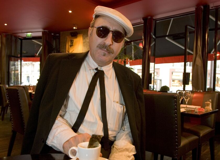 Leon Redbone, shown here in 2005, died on May 30. He was 69 and had quietly retired from music in 2015.