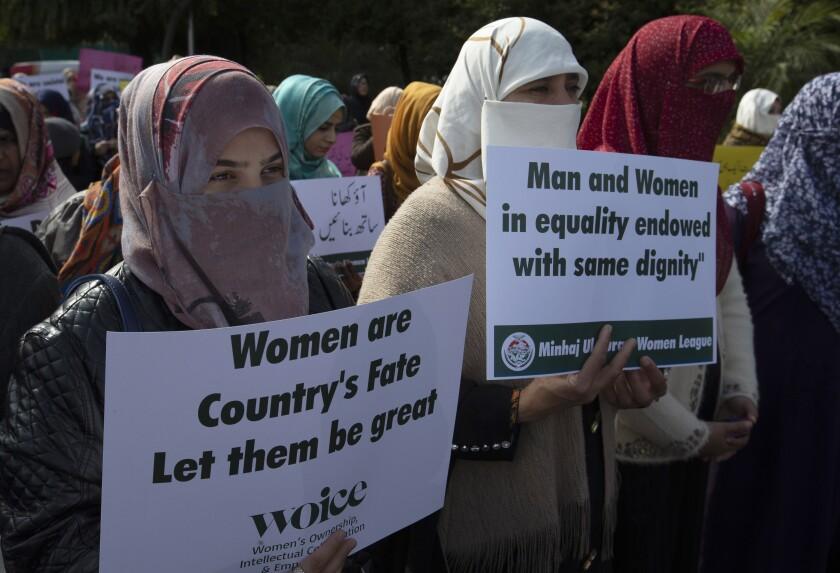 Pakistan Human Rights Report