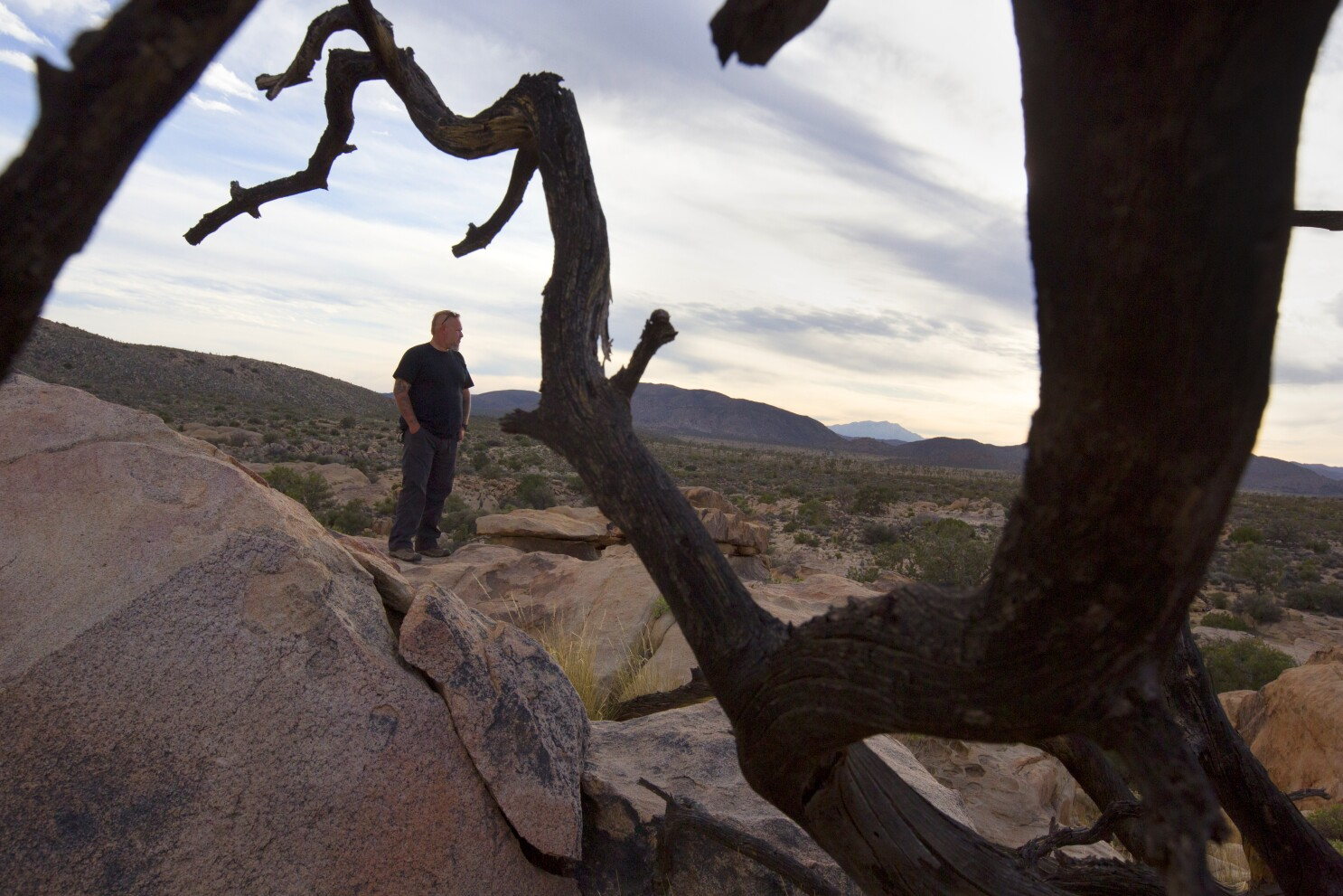 Death Valley Jim Mattern Banished From Desert Parks Los Angeles