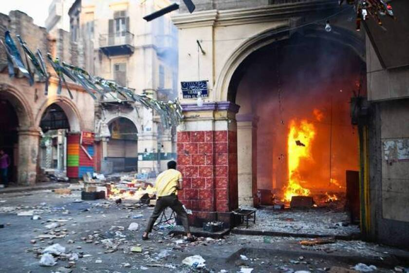 Dozens more killed amid continued violence in Egypt
