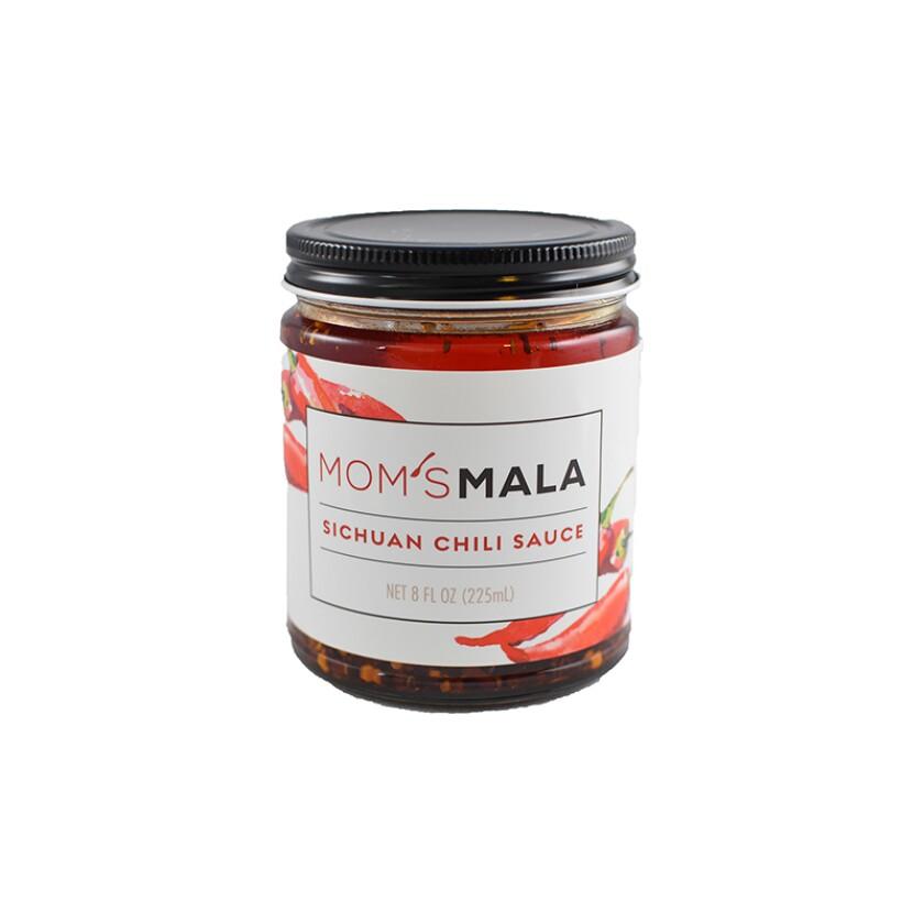 Mama's mala hot sauce