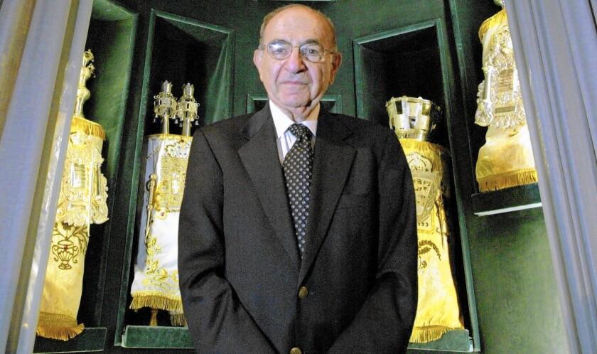 Rabbi Harold Schulweis