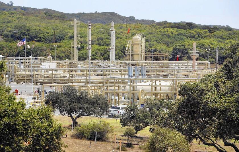 Santa Barbara County oil
