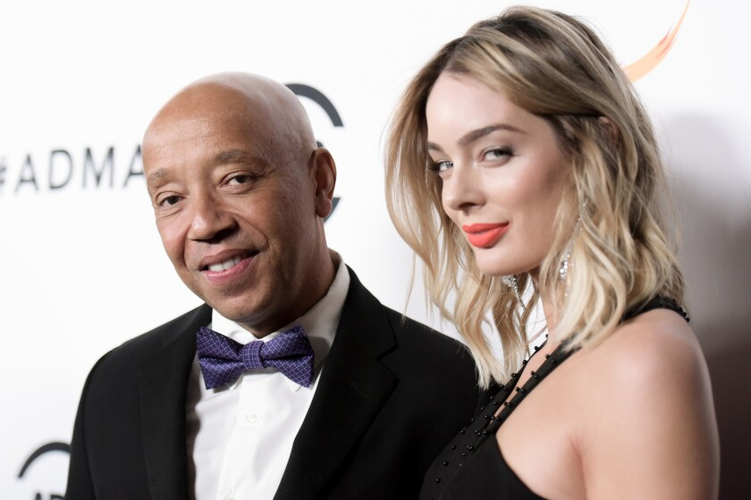 Russell Simmons, Lucy McIntosh