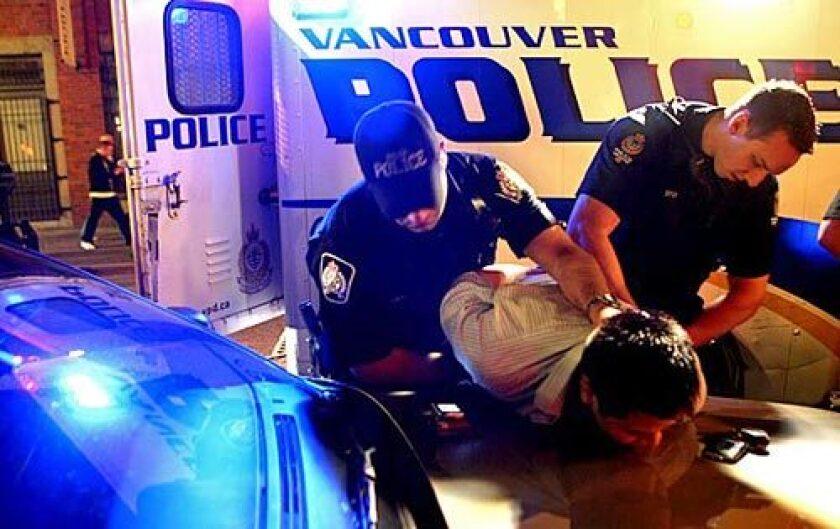 Vancouver gangs