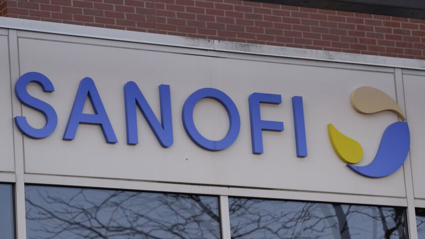 France's Sanofi says it will buy US company Bioverativ for 11.6 billion USD, Cambridge, USA - 16 Dec 2015