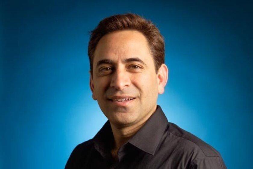 Shasi Seth will oversee Tribune's digital strategy.