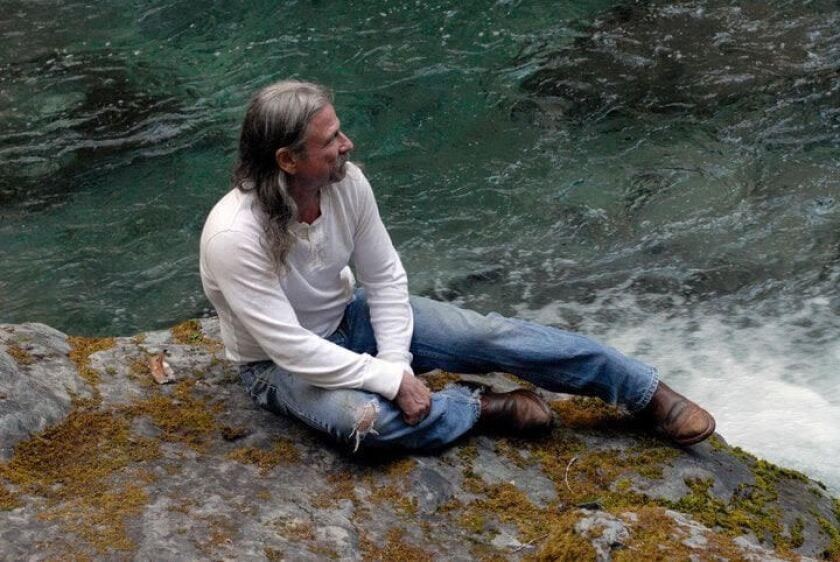 George Atiyeh, an Oregon logger-turned environmental activist, went missing during wildfires last week near Opal Creek.