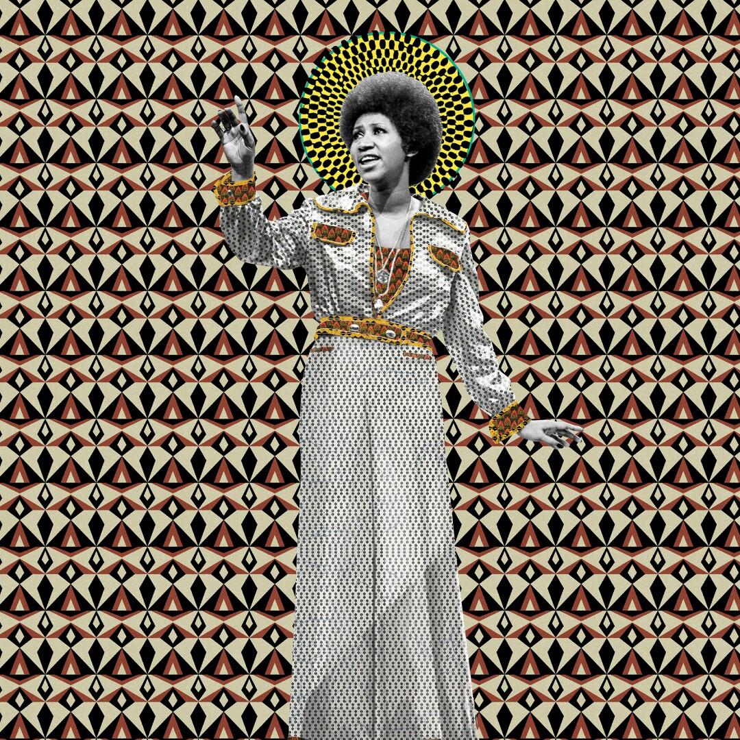 ARETHA by Aretha Franklin - 2020 - Four Audio CD.