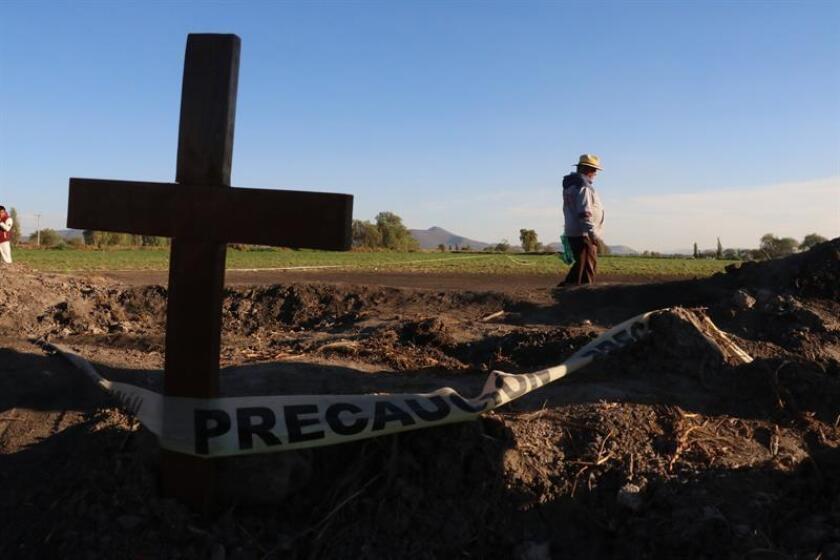 El número de fallecidos por la explosión de una toma clandestina de hidrocarburo en Tlahuelilpan, en el estado mexicano de Hidalgo, ascendió a 126, mientras que 21 personas permanecen hospitalizadas, informó este martes el Gobierno mexicano. EFE/Archivo