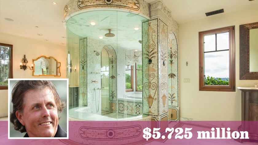 Hot Property: Phil Mickelson