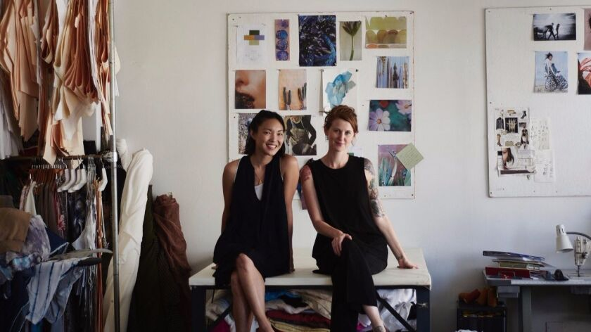 Jill Aiko Yee and Jordana Howard