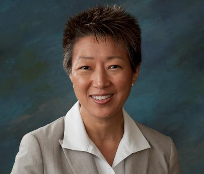 Jane Chu is President Obama's nominee as chairman of the National Endowment for the Arts.