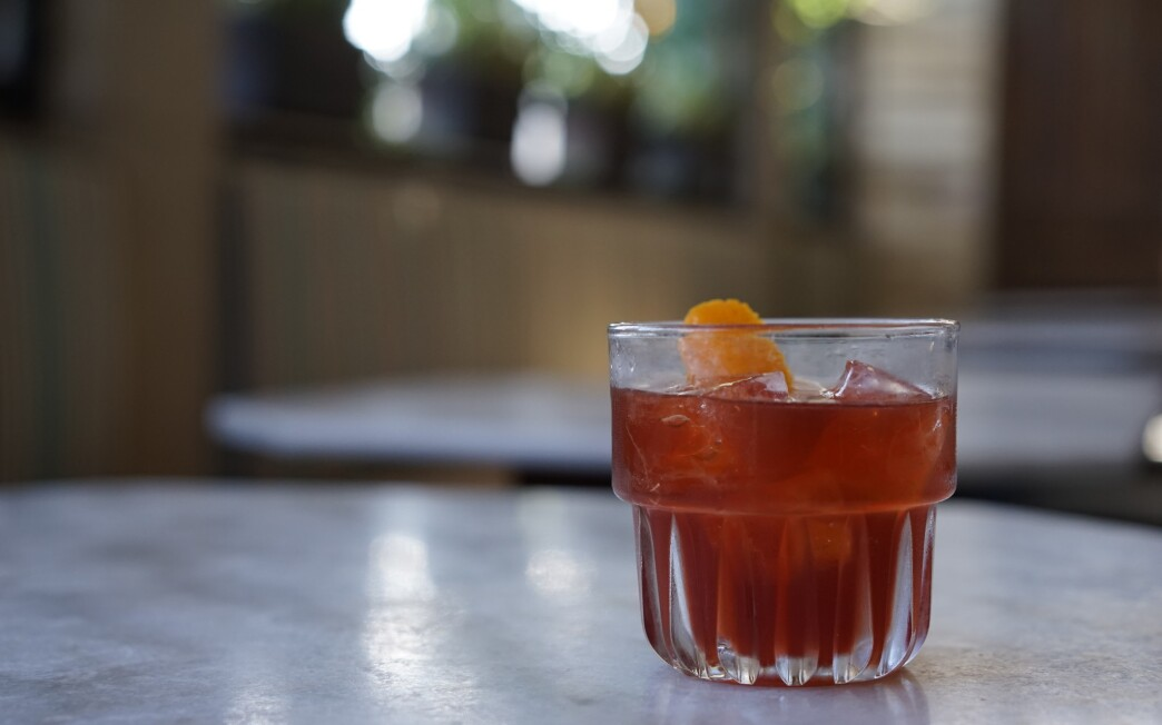 Tax day Old Fashioned