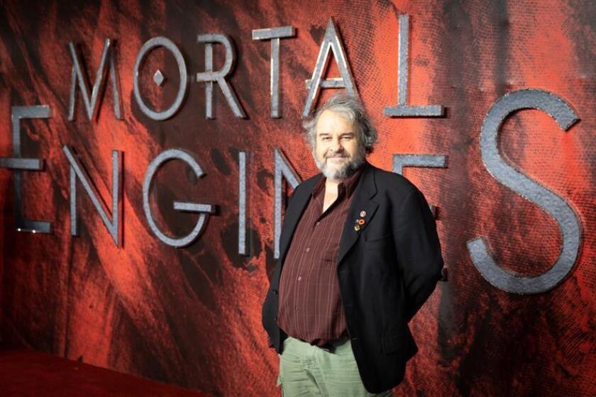 """Peter Jackson, del Anillo único a las ciudades rodantes de """"Mortal Engines"""""""