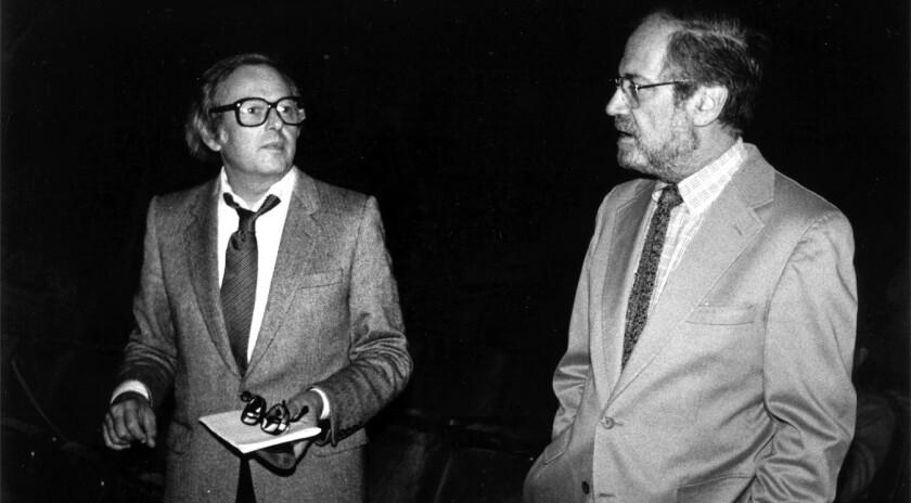 Andre Previn, Ernest Fleischmann