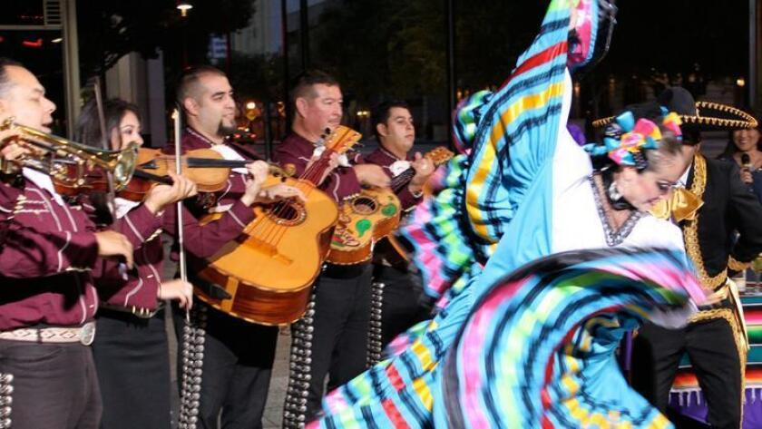 Dancers will be part of the Cinco de Mayo celebration.