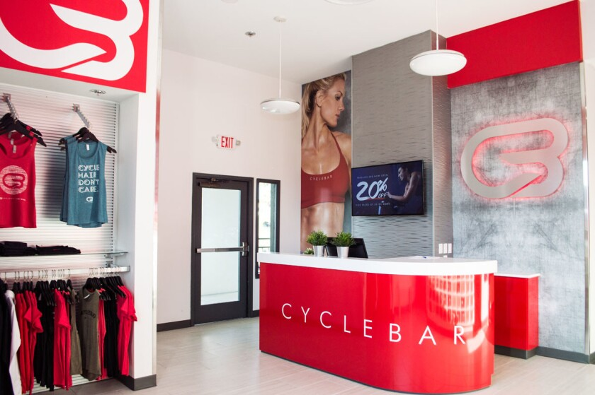 CycleBar Hillcrest. (Courtesy photo)