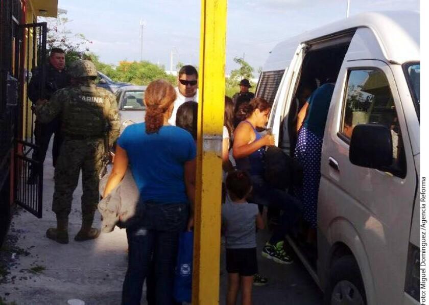 La Organización Internacional para las Migraciones (OIM) negó hoy que haya aumentado el número de inmigrantes latinoamericanos que intentan llegar a Estados Unidos, tras la elección a la presidencia del republicano Donald Trump, quien ha prometido aplicar medidas antimigratorias.