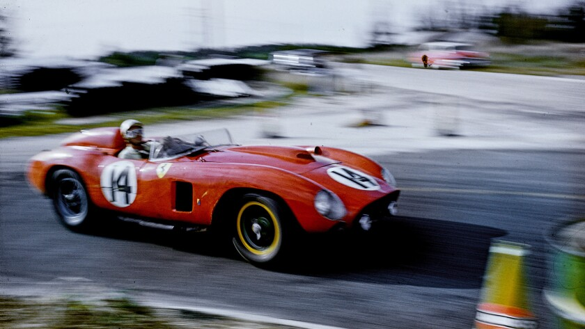 An historic 1956 Ferrari 290 MM is going on the auction block. It could go for $26 million.