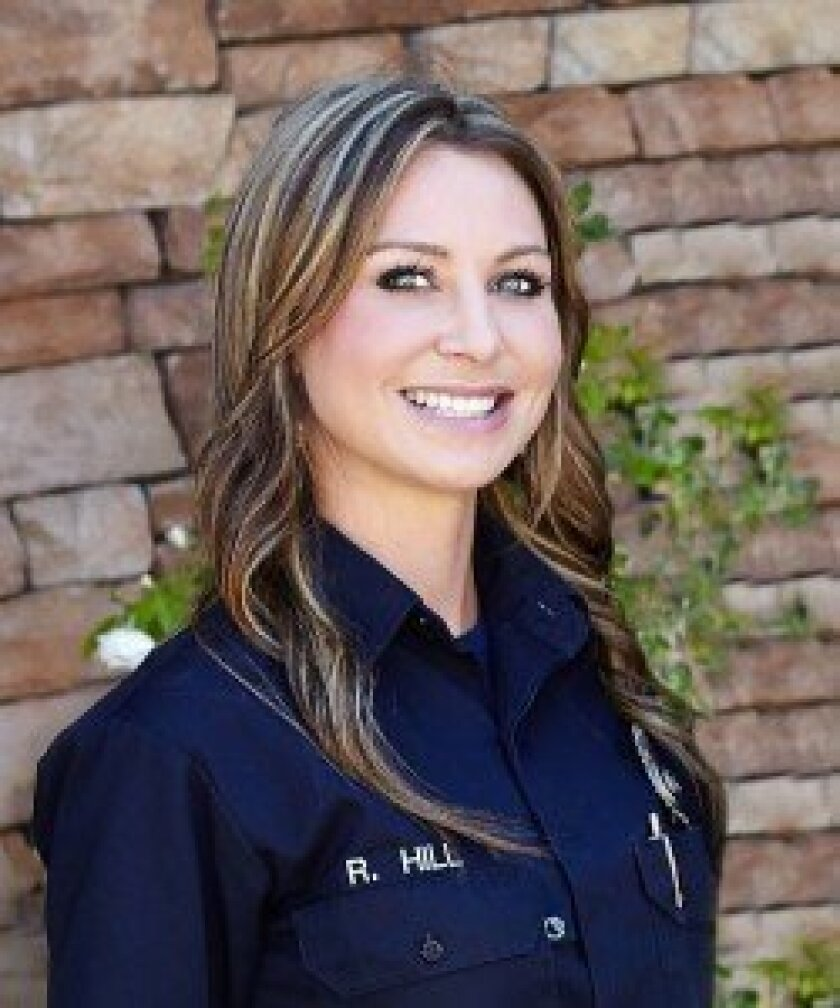 Fire Marshal Renee Hill