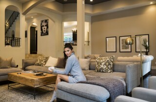 Hot Property | My Favorite Room: Nicole Williams