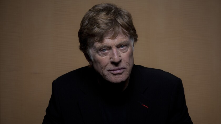 Robert Redford's company invested $2 million renovating the Sunset 5 in West Hollywood.
