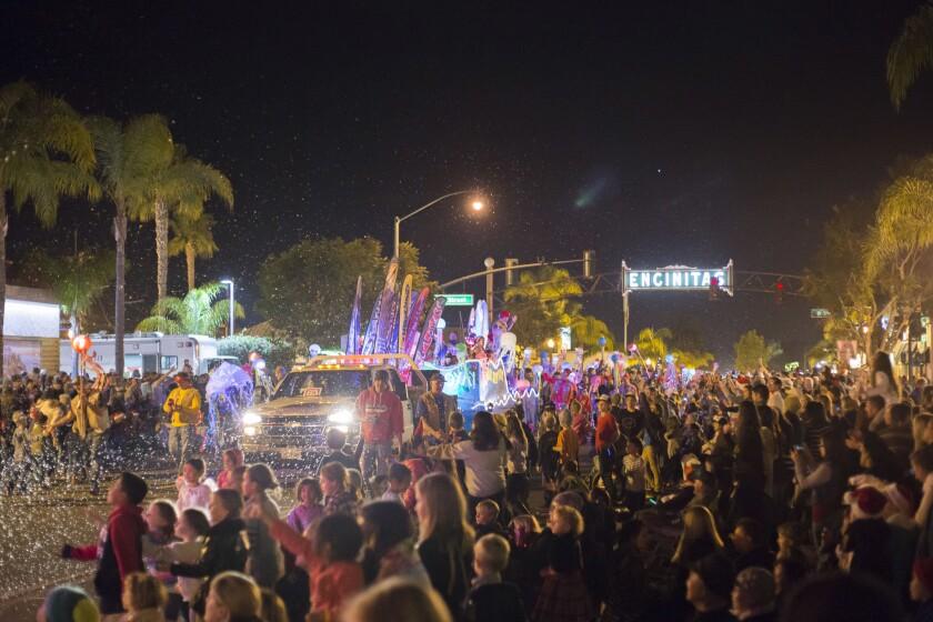Encinitas Holiday Parade