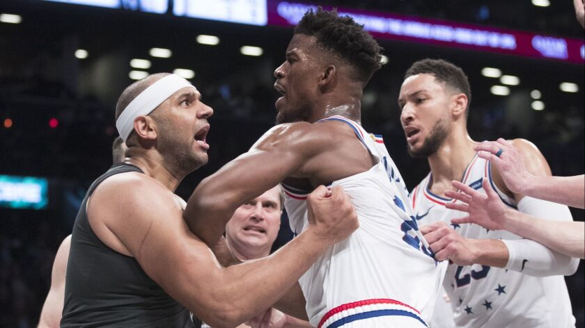 Jared Dudley, Jimmy Butler