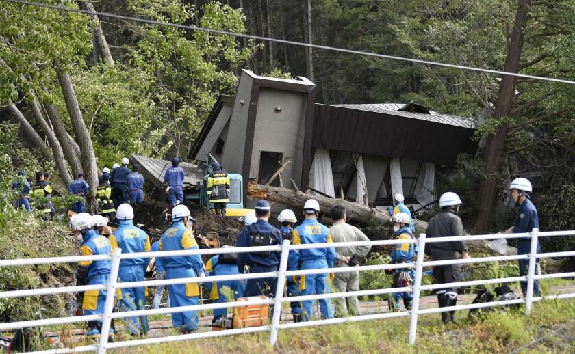 Japan earthquake