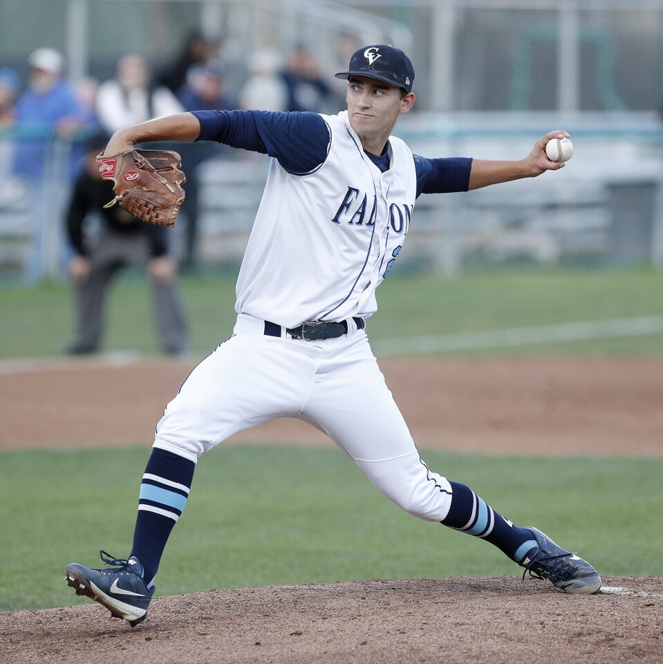 Photo Gallery: Crescenta Valley baseball wins CIF playoff against Lakewood