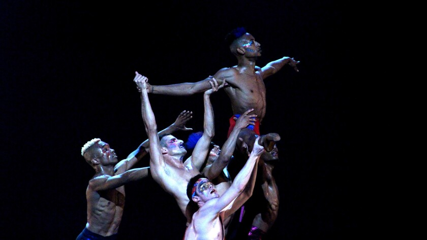Dance in L.A. this week: Complexions salutes David Bowie and more