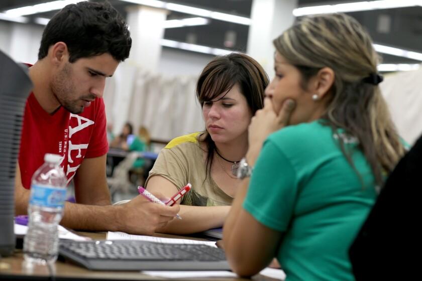 Obamacare enrollment drive