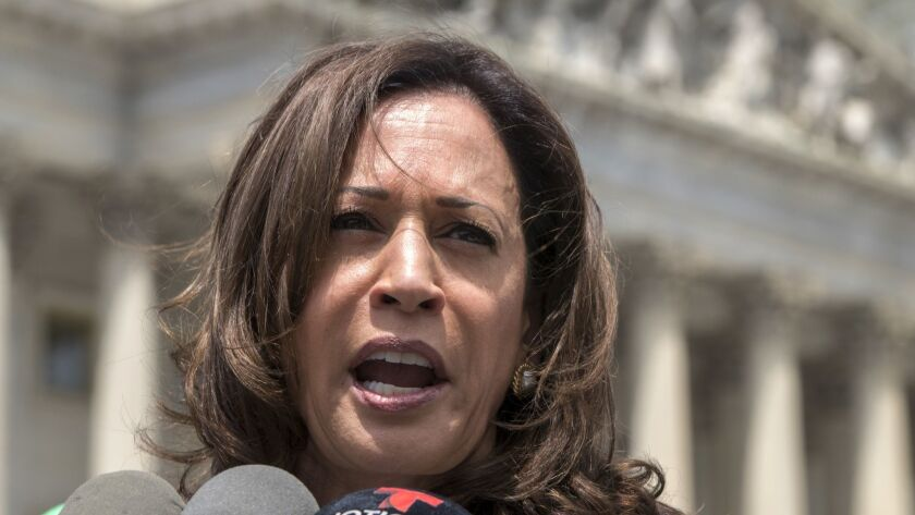 """Next year, Sen. Kamala Harris will release her book, """"The Truths We Hold: An American Journey."""""""