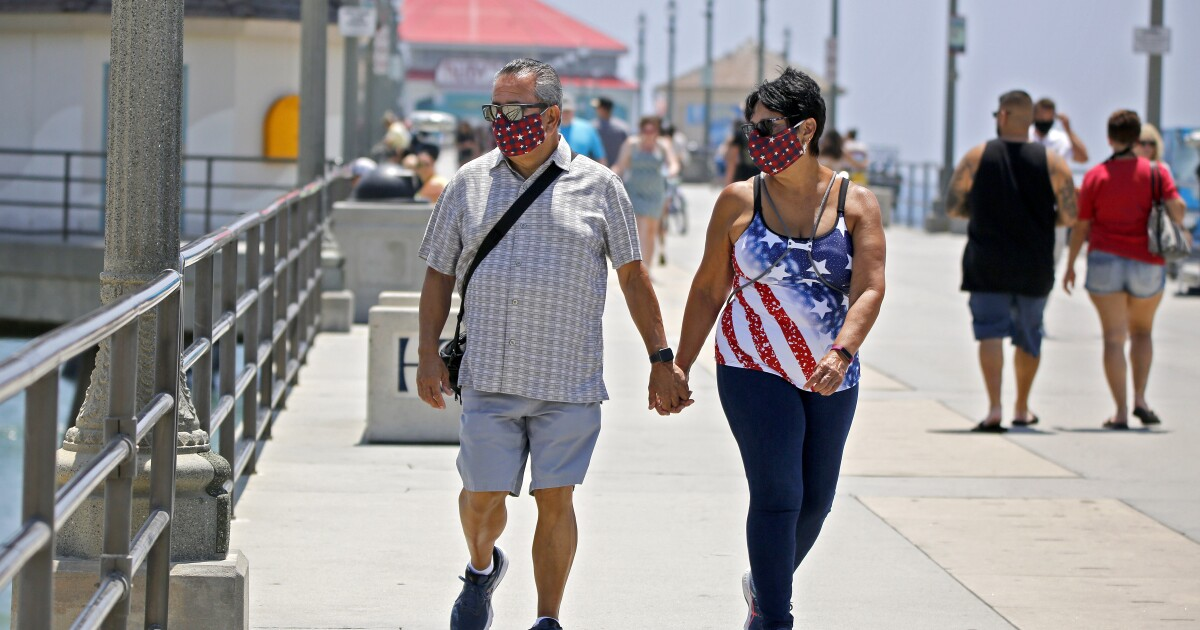 Orange County reports 6 new deaths due to COVID-19 ahead of Fourth of July weekend
