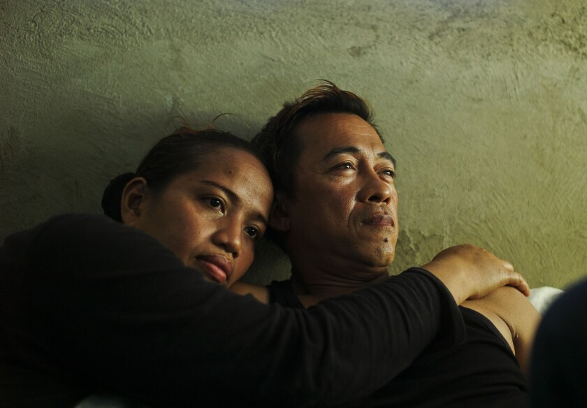 Philippines HIV infections