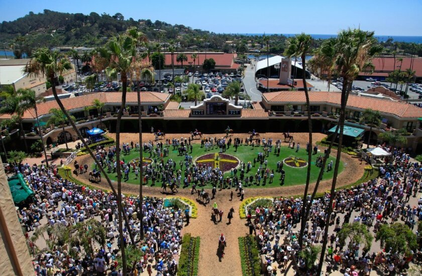 Del Mar was the safest horse racing track in the nation last year.