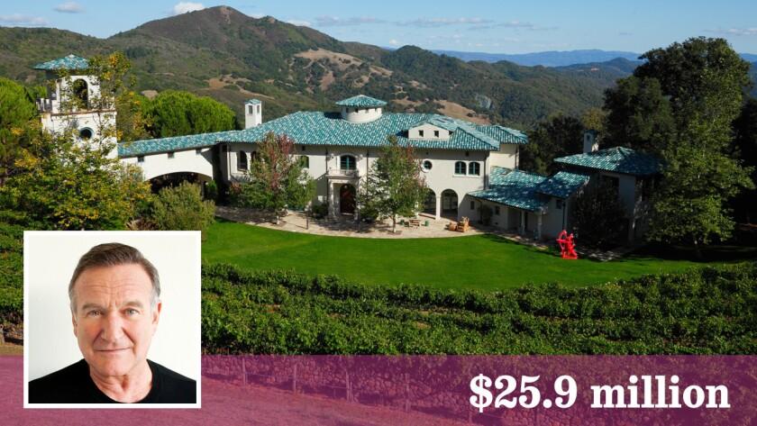 Hot Property: Robin Williams