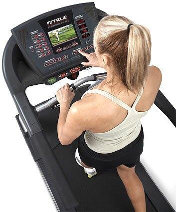 Multimedia Treadmill