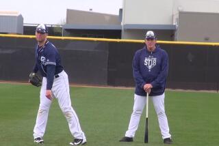 Pitchers talk about Darren Balsley, the longest tenured Padres coach