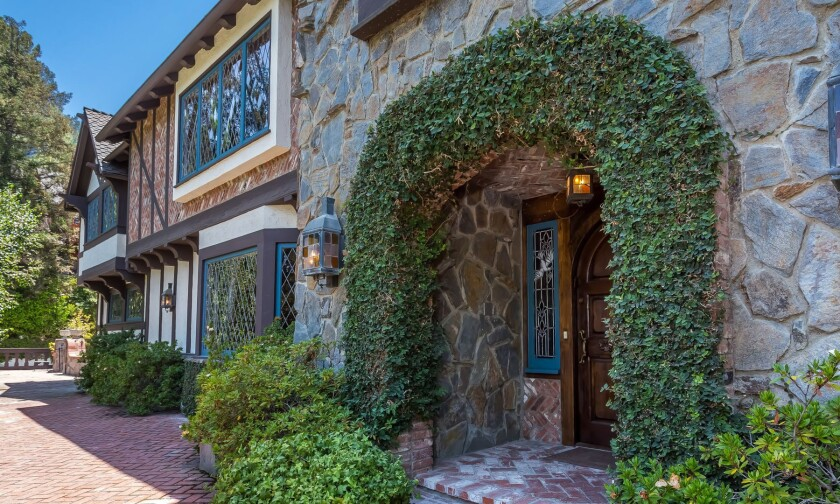 Steve Zuckerman and Darlene Kaplan's Tudor-style home | Hot Property