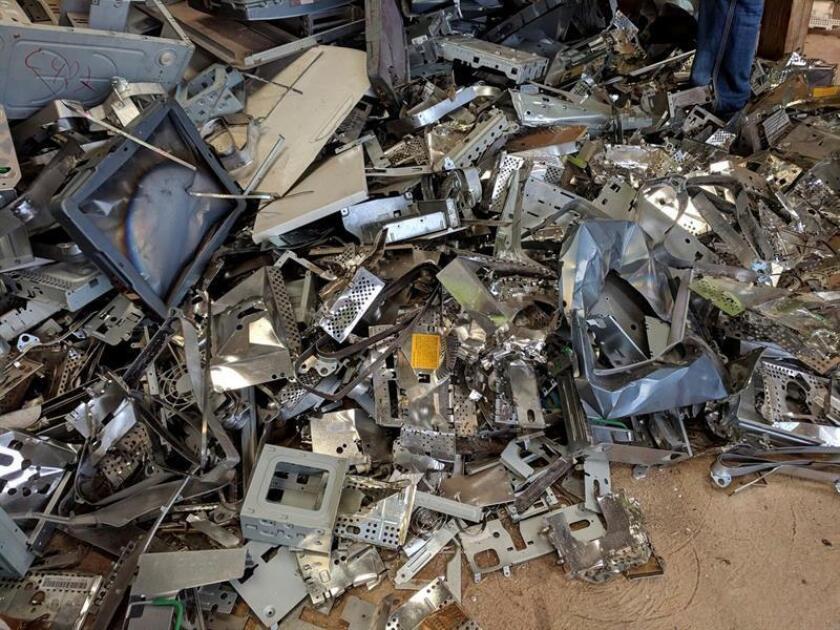 Un centro de detención de mínima seguridad en Colorado fue durante más de un año almacén ilegal de desperdicios electrónicos, con presuntos beneficios para un alto funcionario estatal y para un empresario local, revelan documentos oficiales difundidos hoy por la prensa local. EFE/Archivo