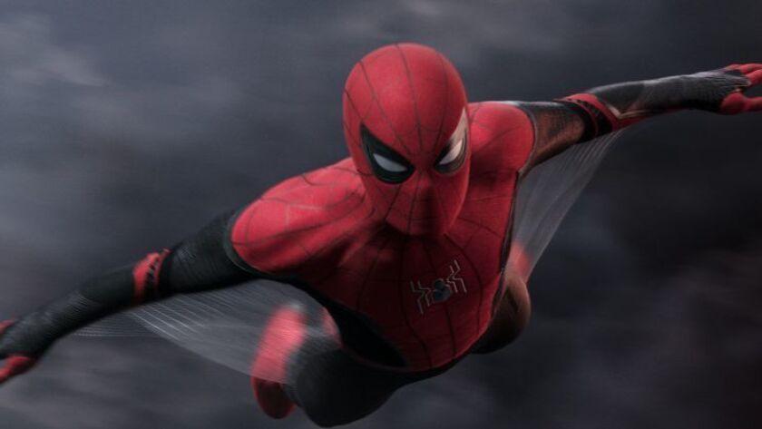 """Spider-Man en """"Spider-Man: Far From Home"""""""