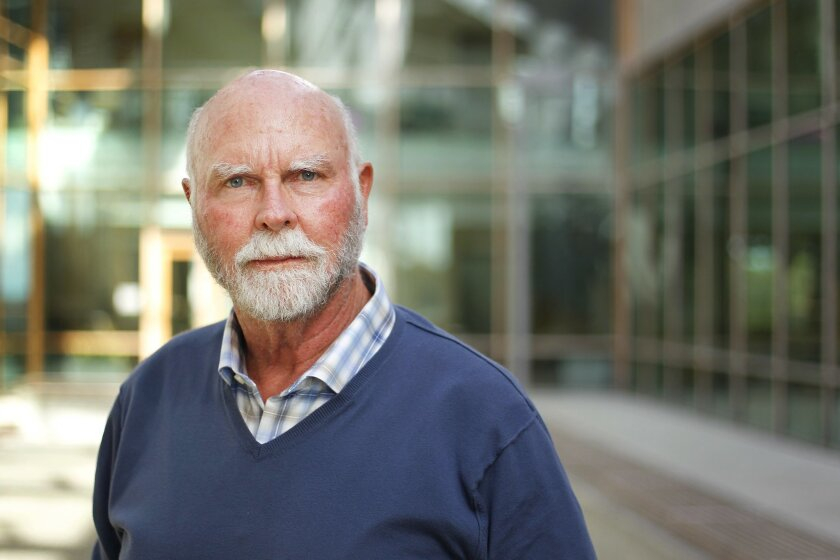 Genomics pioneer J. Craig Venter.