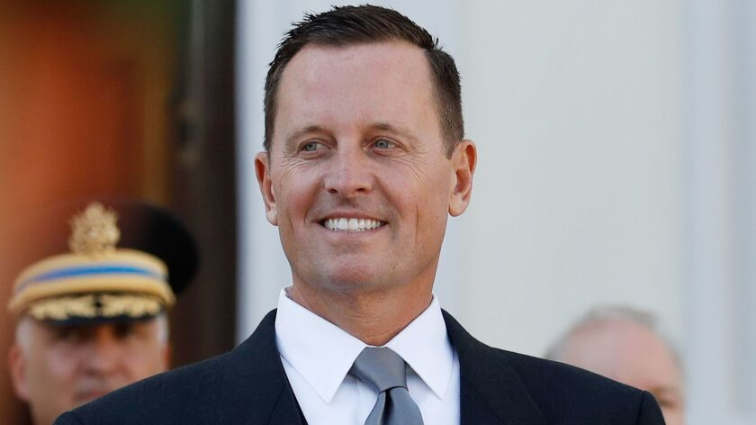 FILES-GERMANY-US-DIPLOMACY-GRENELL