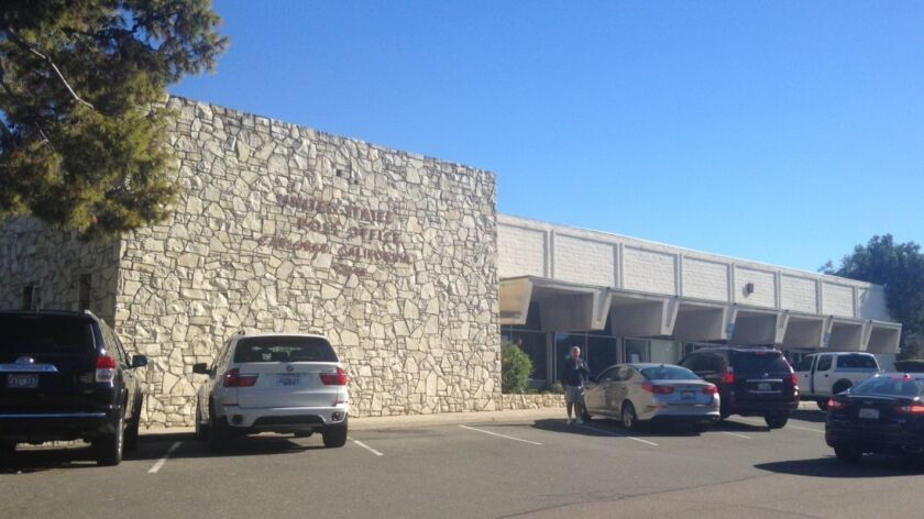 Carlsbad Post Office Remains Closed After Rain Damage The San Diego Union Tribune