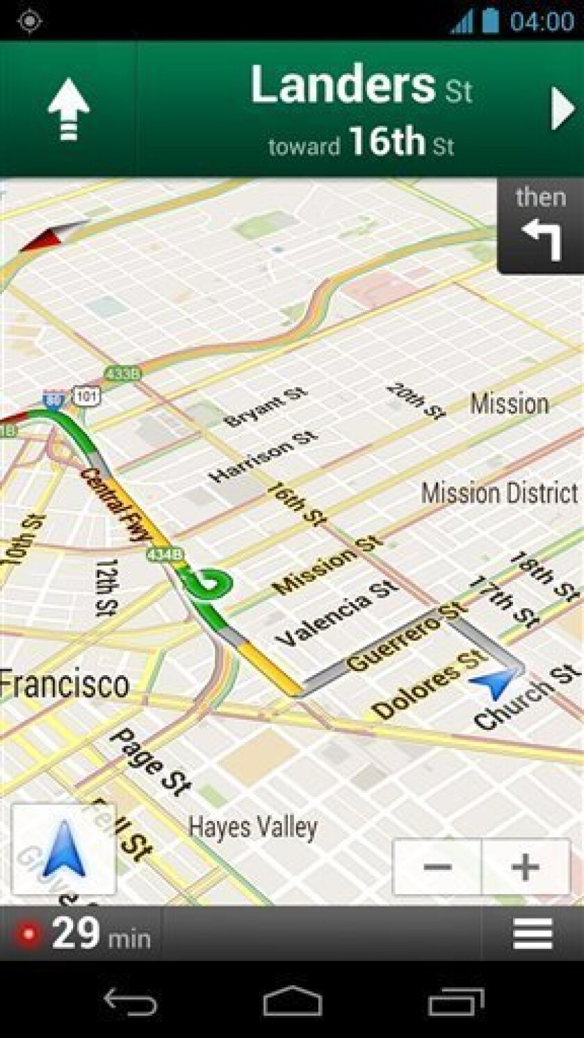 Get Driving Directions Live Traffic Road Conditions Mapquest >> Review A Mapping Contender Emerges In Mapquest The San