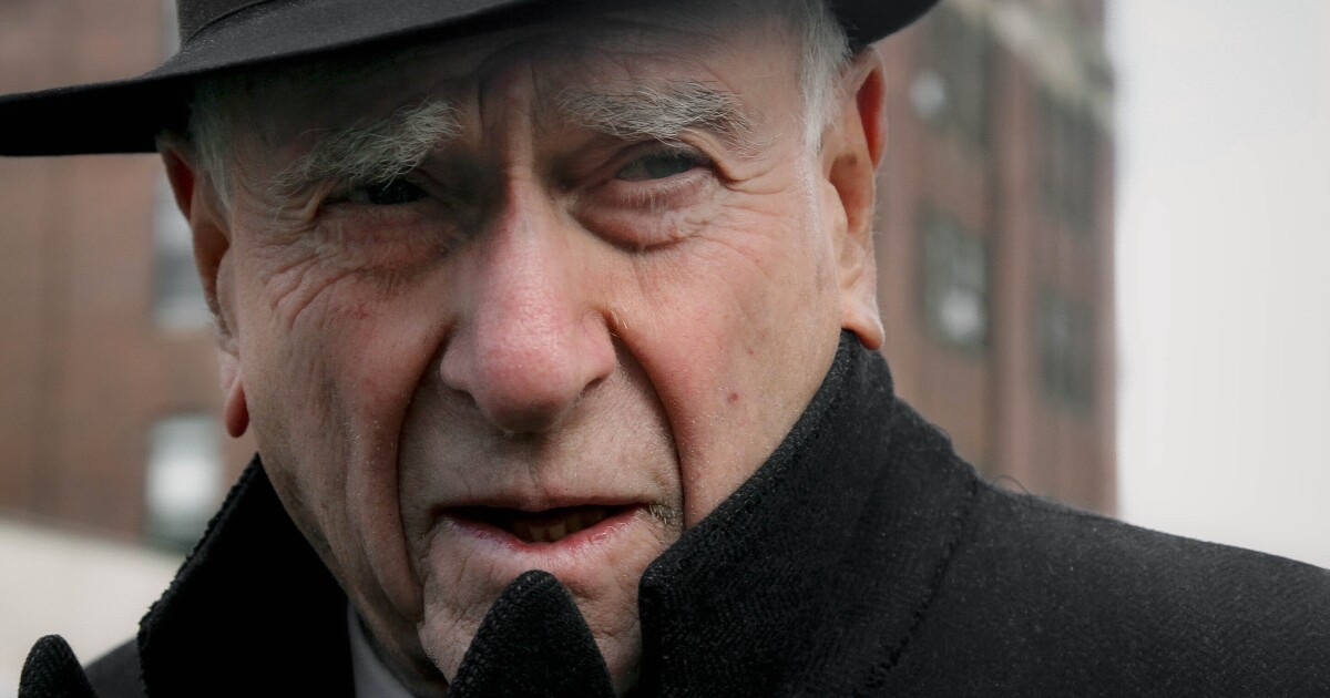 Jack Weinstein, federal court judge who oversaw sensational mob trials, dies - Los Angeles Times