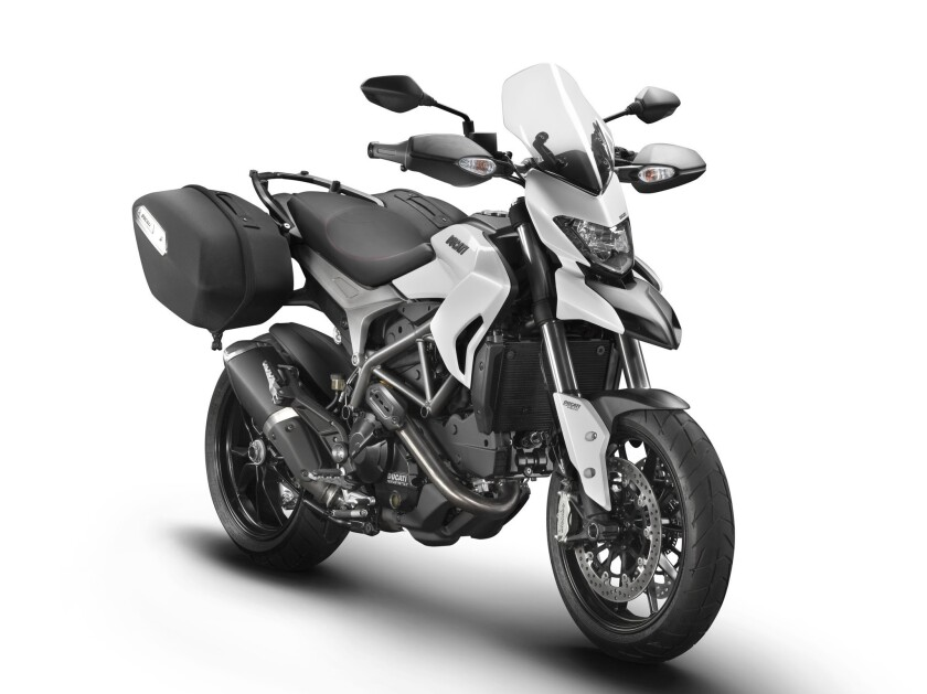 First Times Ride: 2014 Ducati Hyperstrada - Los Angeles Times