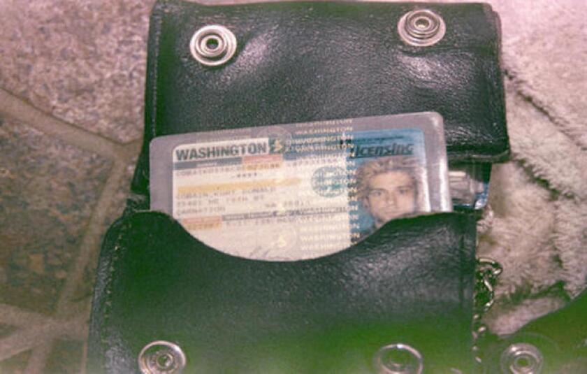 Seattle police releases dozens of new Kurt Cobain photos ...